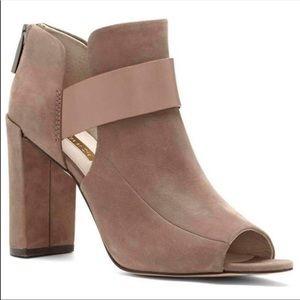 Louise et Cie Karneia mink/chencil heels. 9
